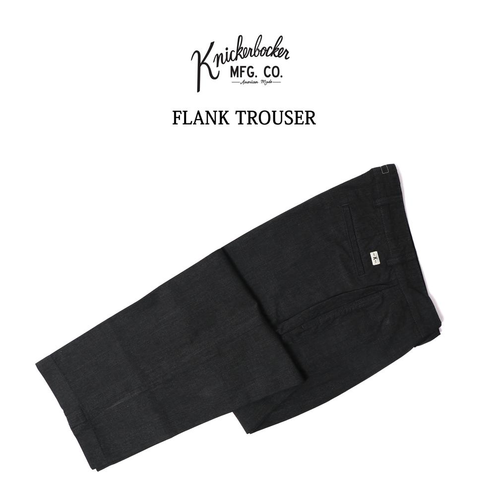 KNICKERBOCKER MFG.CO.(ニッカーボッカー) コットンクロップドパンツ FLANK TROUSER
