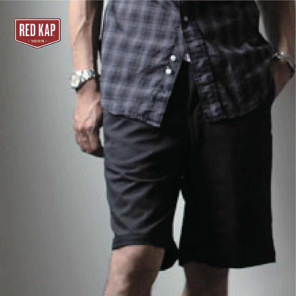 【全品10%OFFクーポン配布中 12/26 2時迄】RED KAP レッドカップ #PC26 ショートパンツ 全3色 【楽ギフ_メッセ】