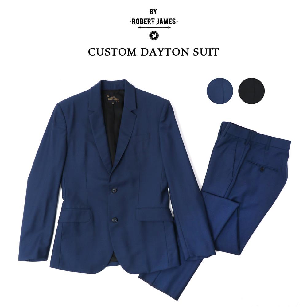 BY ROBERT JAMES カスタム デイトン スーツ セットアップ CUSTOM DAYTON