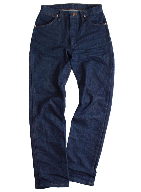 #13MWZ cowboy jeans /Rigid Wrangler ( Wrangler )