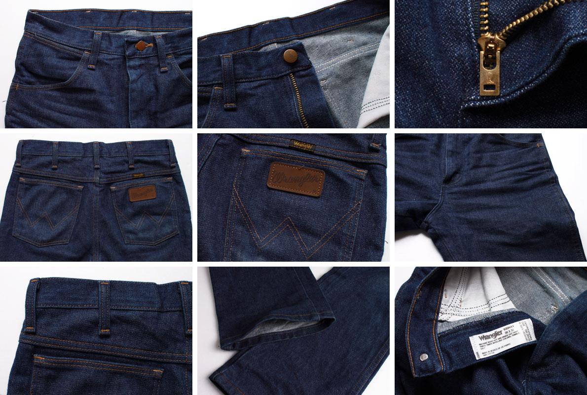 # 935 Iris in slim fit boot cut /Rigid Wrangler ( Wrangler )