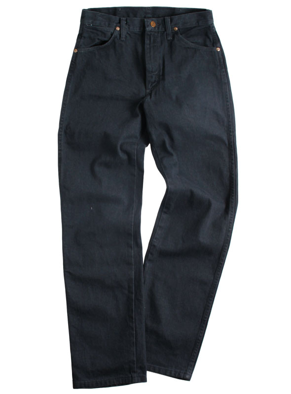 #13MWZ cowboy jeans and charcoal gray Wrangler ( Wrangler )