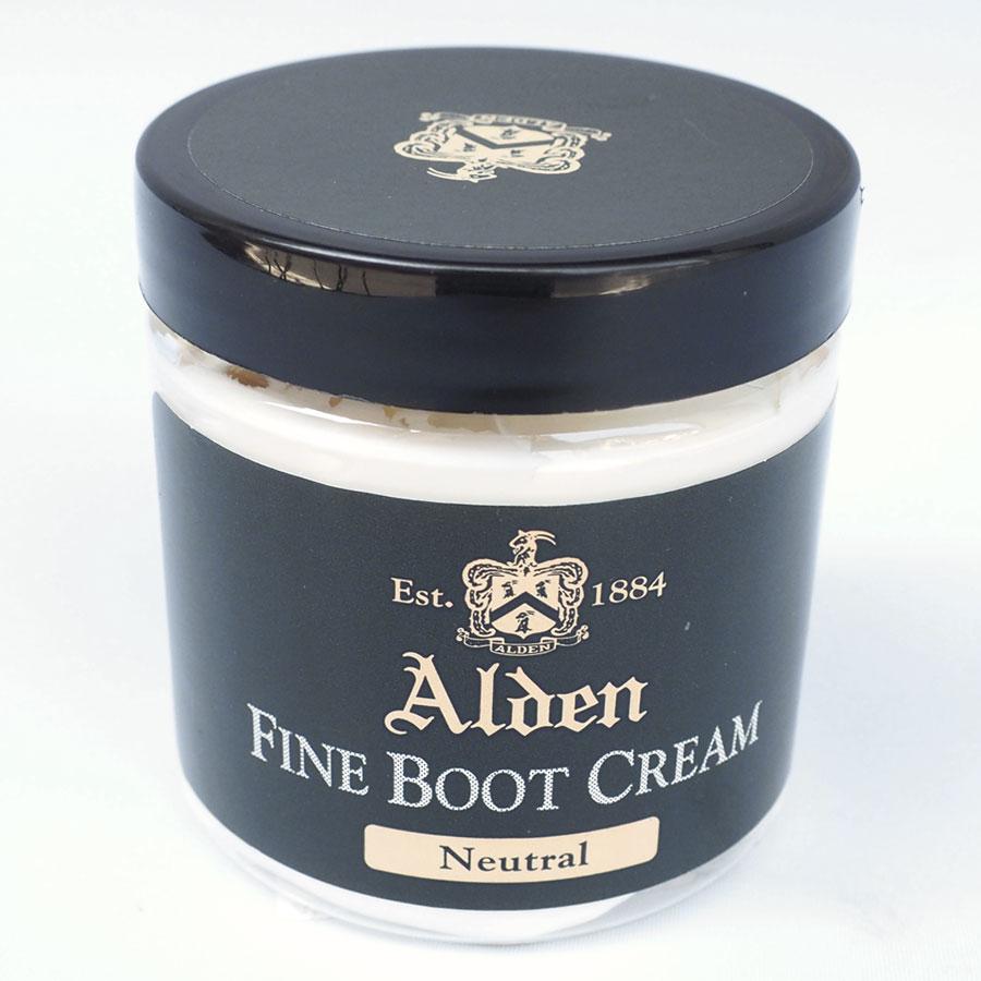 Alden(オールデン)Fine Boot Cream/靴用乳化製クリームNeutral(無色) MAVAZI(インポートクロージング)