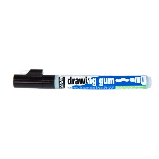 販売 4mm太めの安定した白抜きラインが描ける 特価 ペベオ ドローイングガムマーカー 4mm