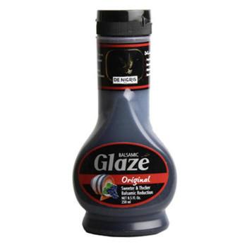 ご予約品 濃縮バルサミコの調味料 濃縮バルサミコ調味料 市場 バルサミック グレイズ 607-213 250ml 6本セット オリジナル
