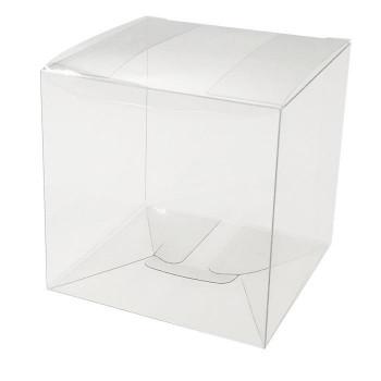 シンプルなギフトボックス 梱包資材 ラッピング用品 代引き不可 美品 クリアケース PNN-100 300個セット ピュアケースPNN 271001