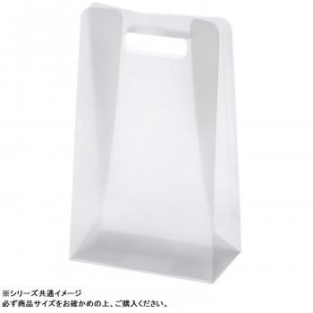 返品送料無料 半透明の透け感も優しい雰囲気を感じさせてくれます 梱包資材 ラッピング用品 クリアケース 300個セット 360102 ピュアバッグ T-1 爆安