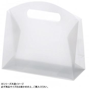 誕生日/お祝い 半透明の透け感も優しい雰囲気を感じさせてくれます 梱包資材 ラッピング用品 手数料無料 クリアケース ピュアバッグ T-6 200個セット 360602
