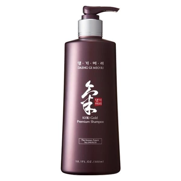 新作販売 韓方抽出原液約33%以上含有の濃密なシャンプー デンギモリ気ゴールドプレミアムシャンプー 定番スタイル 300ml
