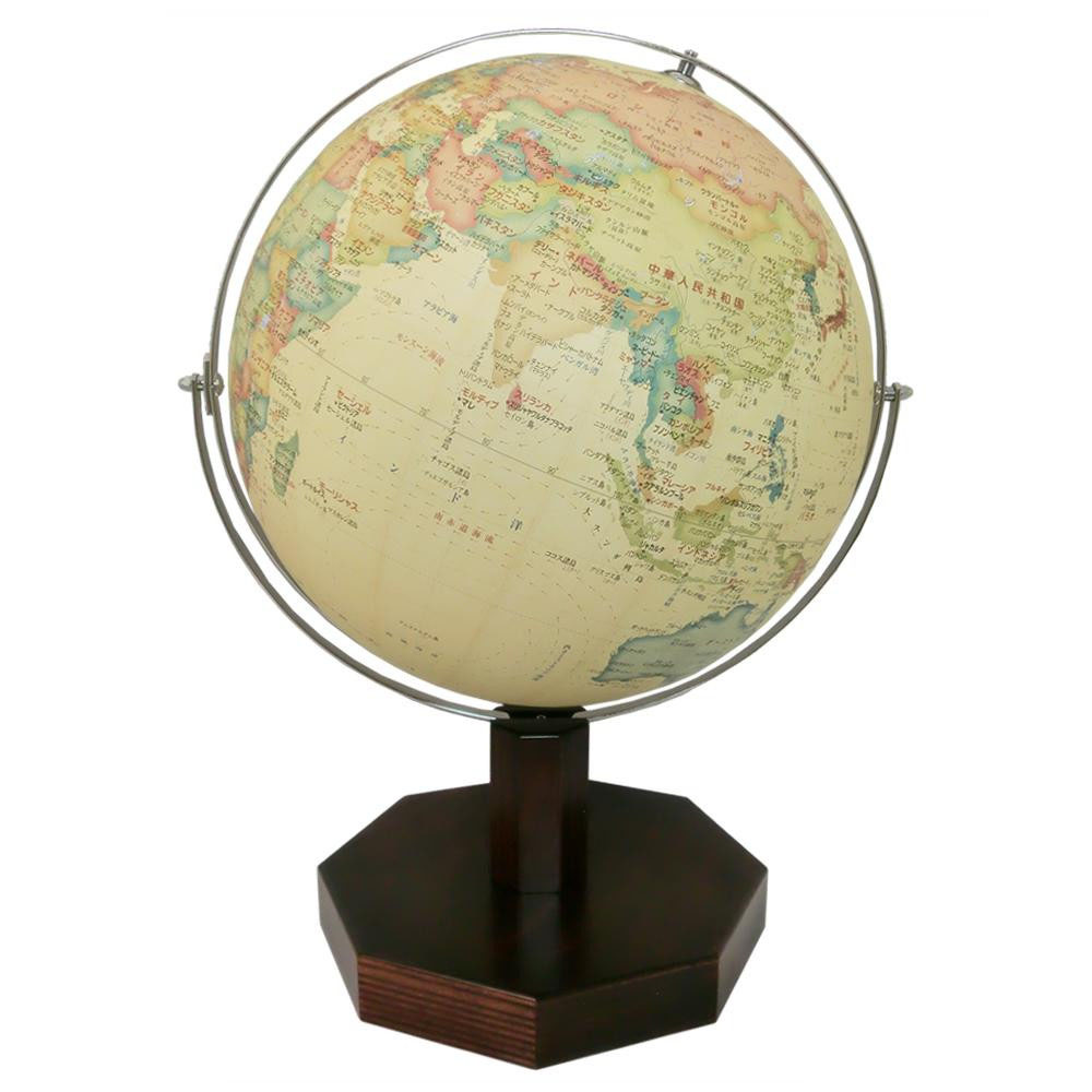 SHOWAGLOBES 地球儀 アンティーク風 32cm 32-CRZ