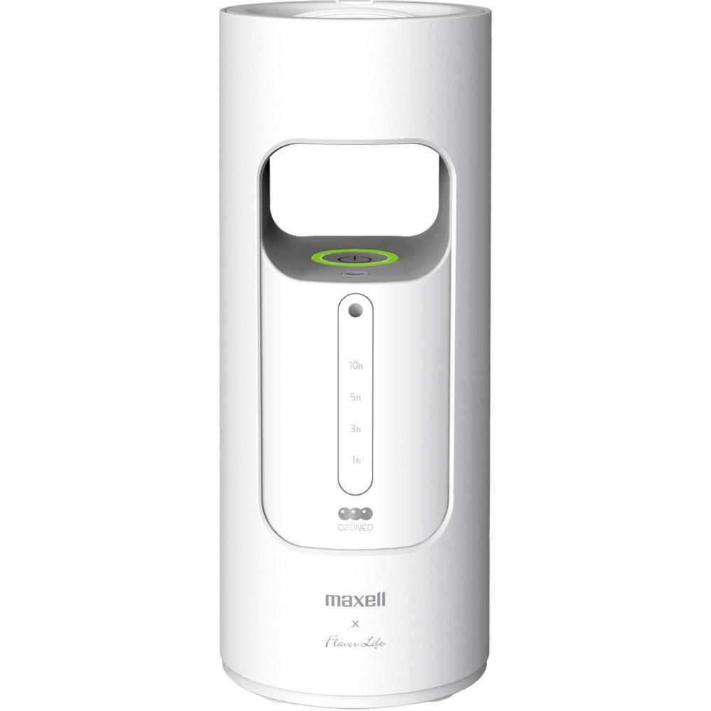 マクセル アロマディフューザー機能付除菌消臭器 オゾネオ アロマ OZONEO AROMA ホワイト MXAP-FA100