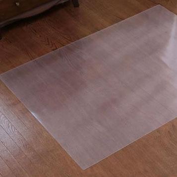 ペット用抗菌透明保護マット 100×70cm