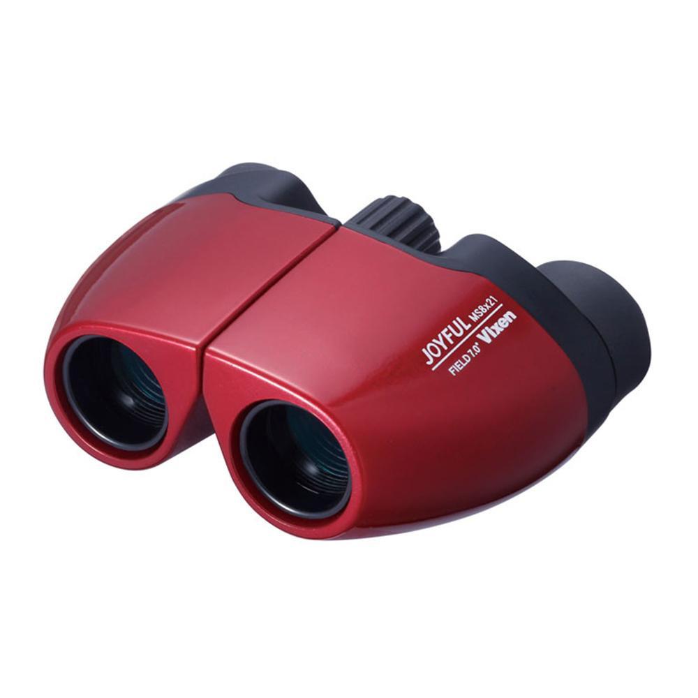 Vixen ビクセン 双眼鏡 ジョイフル MS 8×21 レッド 13497-7