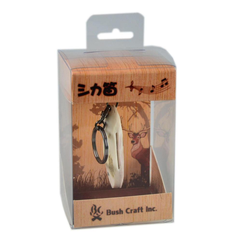 手作りのシカ笛 Bush 2020 新作 Craft ブッシュクラフト 海外輸入 エゾジカ工芸品 鹿笛