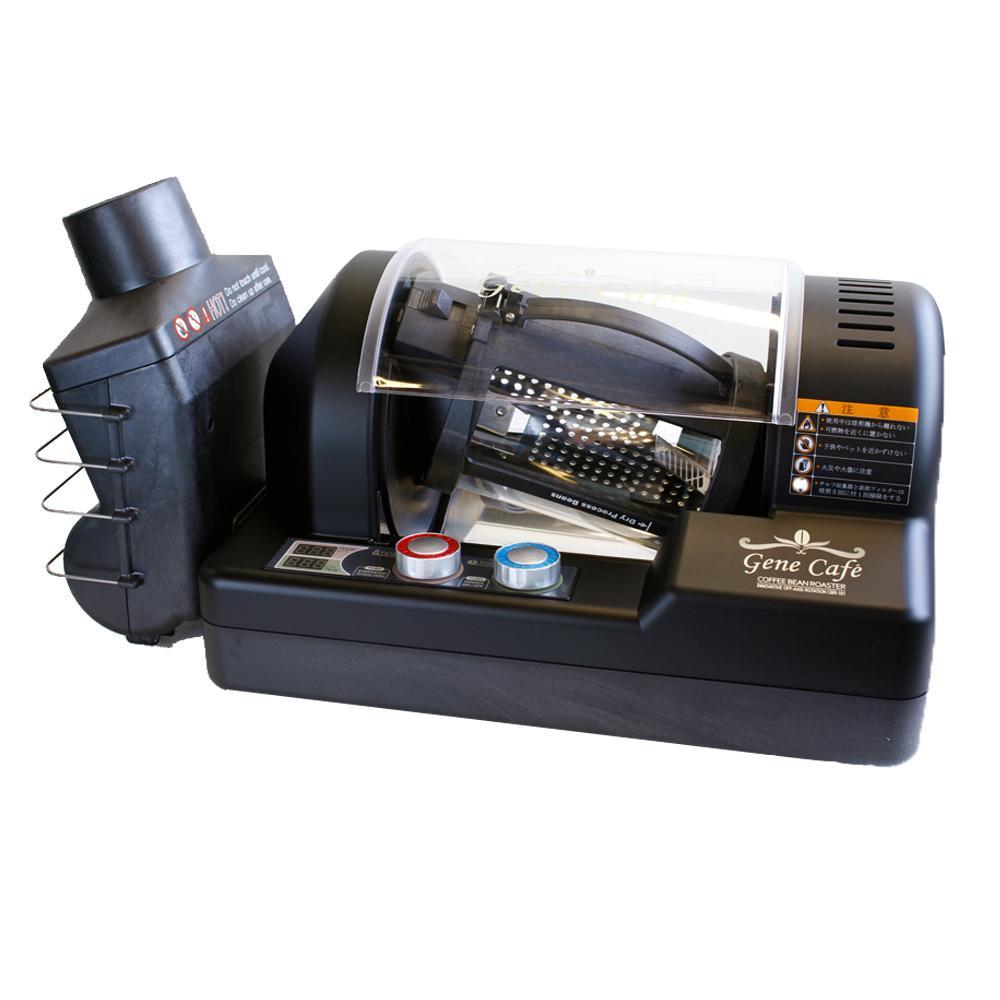 電動焙煎機 GENE CAFE ジェネカフェ ブラック CBR-101A
