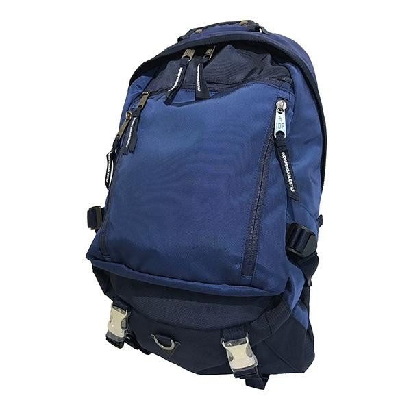 INDISPENSABLE IDP バックパック BACKPACK TRILL ネイビー 14041600-49