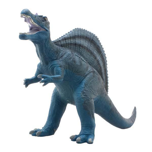 迫力ある恐竜フィギュア! スピノサウルス ビニールモデル プレミアムエディション FD-353(73353)