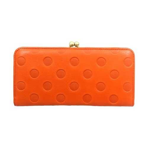 un signet がま口財布 OR オレンジ 34 55338
