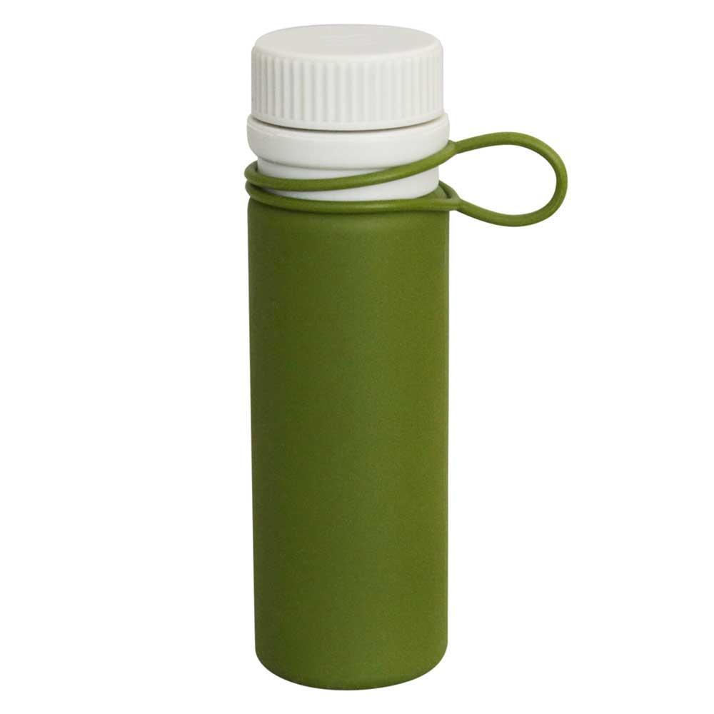 通勤などにぴったりな180mlサイズ シリコーンボトル ナノ 新品 送料無料 激安セール 60070 オリーブ