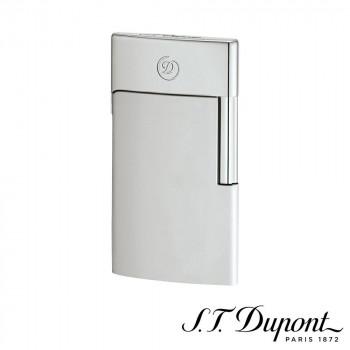 テクノロジーの時代のラグジュアリーライター S.T. Dupont エス テー 授与 ライター クローム 027002E E-スリム デュポン SALENEW大人気!