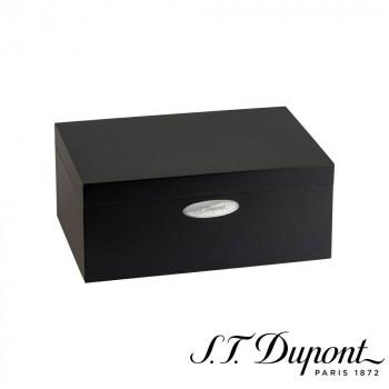 S.T. Dupont エス・テー・デュポン ヒュミドール シガーケース 50本用 マットブラック 001295 001295