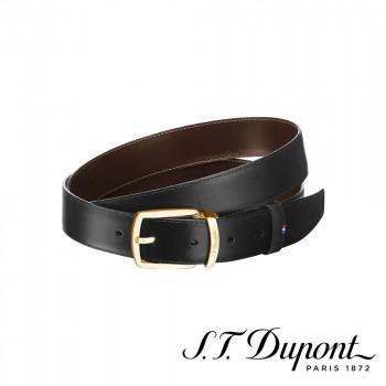 S.T. Dupont エス・テー・デュポン ラインD 30mm リバーシブルベルト BK&BR 8220120 8220120