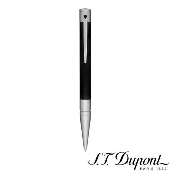 S.T. Dupont エス・テー・デュポン D・イニシャル ボールペン マットブラック&クローム 265207 265207