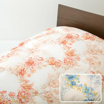 INSURA インスーラ ゴア羽毛合掛けふとん シングル(150×210cm) ブルー