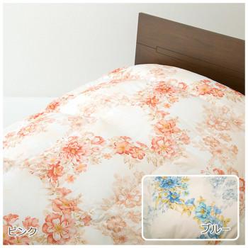 INSURA インスーラ ゴア羽毛肌掛けふとん キング(230×210cm) ピンク