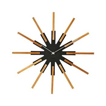 ウォールクロック 掛け時計 Sirioシリオ CL-3346BK CL-3346BK