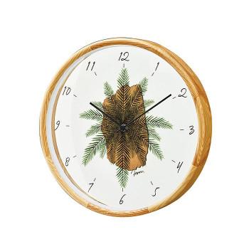 ウォールクロック 掛け時計 Botanica Depotボタニカ デポット CL-3712NA CL-3712NA