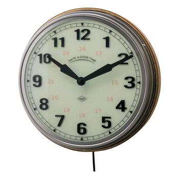 ウォールクロック 掛け時計 ルヴェロル CL-2560 CL-2560