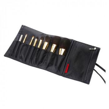 熊野筆(化粧筆) 竹宝堂 8点ブラシセット Gシリーズ ギフト お祝い S-G-8