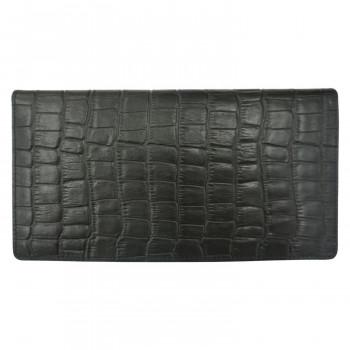 薄型で機能的なデザイン THINly スィンリー 本革 薄型収納財布 メーカー再生品 ブラック SLC-T01 束入 クロコ型押 Cシリーズ 迅速な対応で商品をお届け致します
