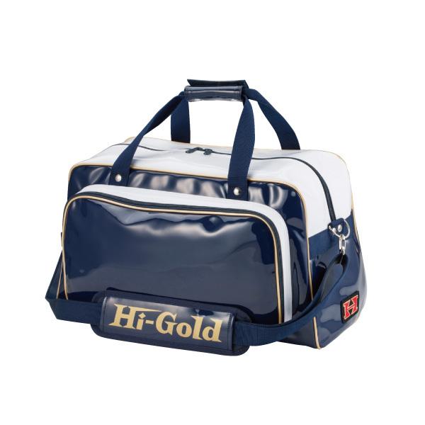 HI-GOLD(ハイゴールド) エナメルショルダーバッグ HB-300