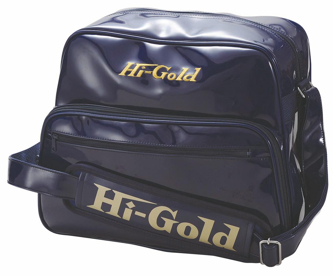 HI-GOLD(ハイゴールド) エナメルショルダーバッグ HB-8800