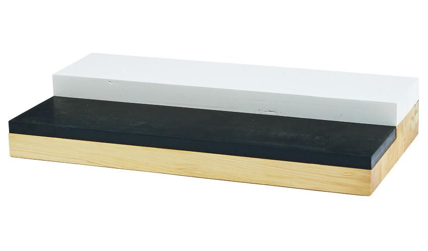 野球ベース 埋め込み コクサイ KOKUSAI 木台付ピッチャープレート段差式100K 一般用 RB835 1台