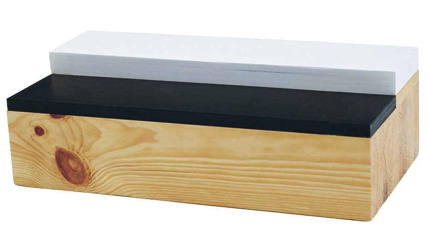 野球ベース 埋め込み コクサイ KOKUSAI 木台付ピッチャープレート段差式190K 一般用 RB836 1台