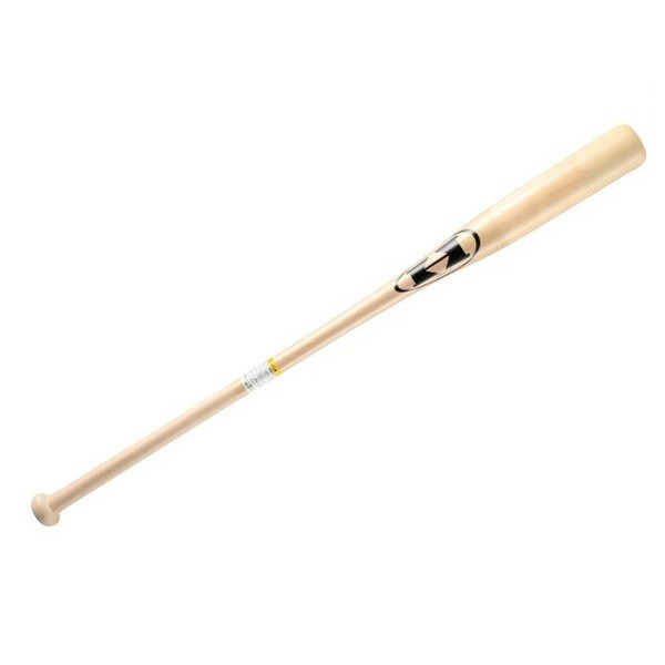 ハイゴールド 木製フィンガーノックバット オールラウンド 91cm ナチュラル KB-105