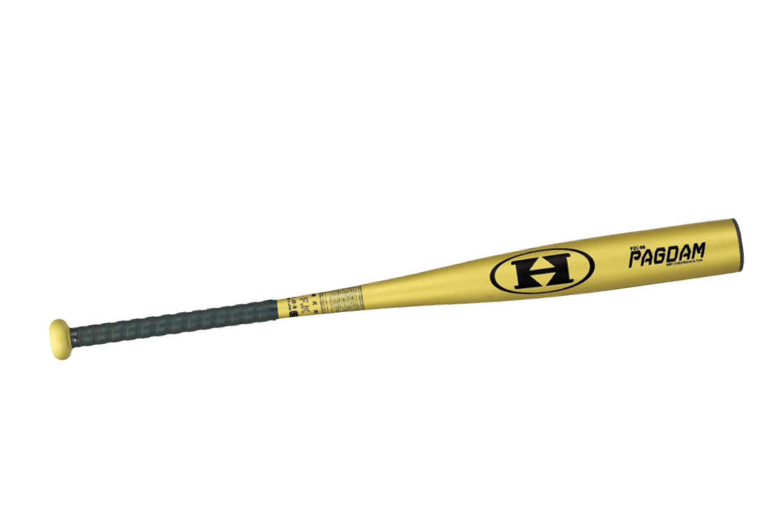 お得セット HI-GOLD(ハイゴールド) 一般硬式野球用金属バット(高校硬式対応) PAGDAM PAGDAM イエローゴールド イエローゴールド 83cmHBT-3183 83cmHBT-3183, イイジママチ:e972ea82 --- ejyan-antena.xyz