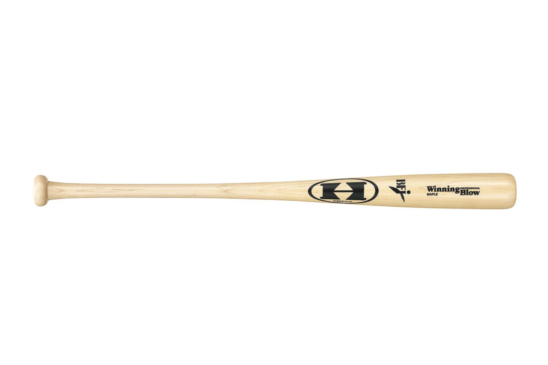HI-GOLD(ハイゴールド) 一般硬式野球用木製バットWinning Blow(ウィニングブロ-) ナチュラル 84cmWBT-00732