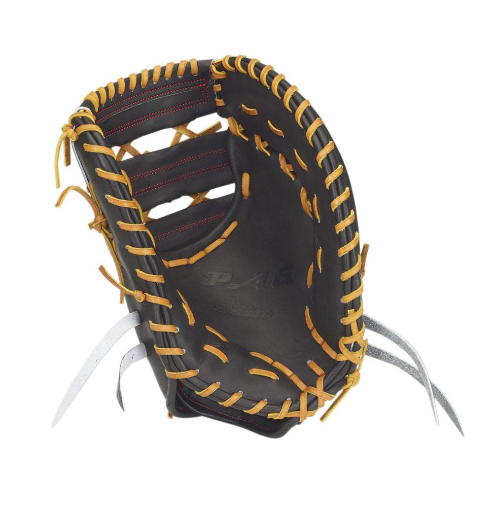 超ポイントアップ祭 HI-GOLD(ハイゴールド) 硬式野球ミットPAG ノーマルタイプ DELUXE(デラックス)シリーズ 一塁手用グローブ ノーマルタイプ ウイニングバック PAG-302F, family家具:94cd251f --- konecti.dominiotemporario.com