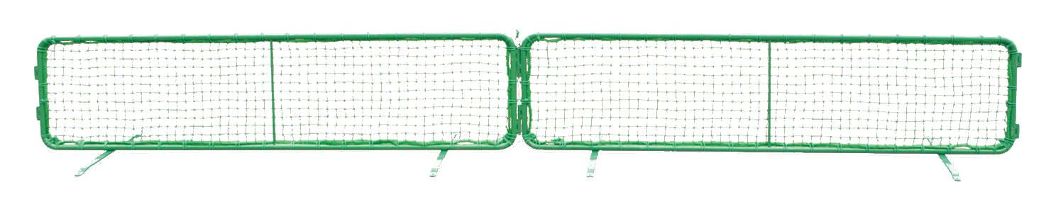 ボール飛散防止フェンス高さ50cm NK8124