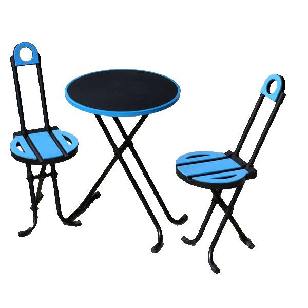 『4年保証』 【在庫限り・新品・箱に痛みあり】アウトドア チョイス・テーブルセット 折畳式チェア2脚・テーブル1台セット, glassliving奏:5b0dea90 --- supercanaltv.zonalivresh.dominiotemporario.com