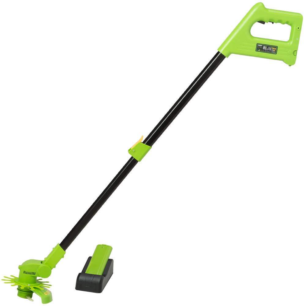 最新型 充電式コードレス万能草刈り機 正規品 (本体一式)