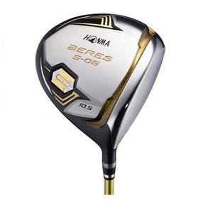 【新品】【保証書付】(6282) ホンマ ドライバー 3星 本間ゴルフ ゴルフ べレス s06 ARMRQ X 43/47/52 9.5/10.5度 R/SR/S(HONMA BERES S-06 3Star)3S