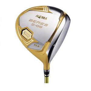 【新品】【保証書付】(6933)4星 ホンマ 本間ゴルフ ドライバー ゴルフ べレス S-06 ARMRQ X 43/47/52 9.5/10.5度 R/SR/S(HONMA BERES S-06 4Star)