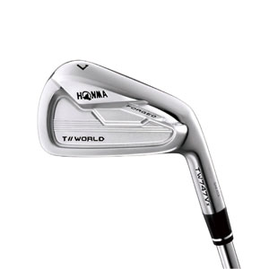 【新品】【保証書付】(6988)ホンマ ゴルフ ツアーワールド747 VX 本間ゴルフ アイアン 6本組 VIZARD IB85-WF/IB100-WF(HONMA TW747 VX)