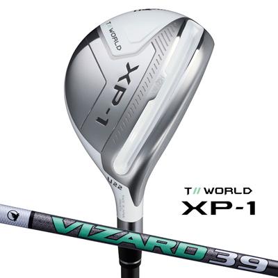 【新品】【保証書付】(7620)ホンマ ユーティリティ レディース ツアーワールド XP-1 T//WORLD XP-1 Ladies Utility VIZARD 39(L・A) 本間ゴルフ .