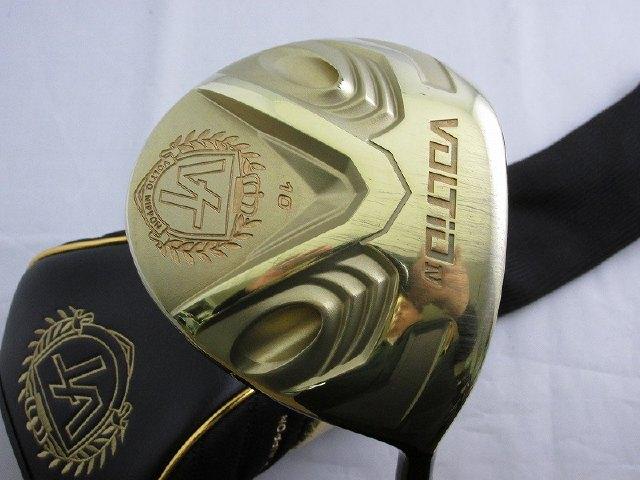 【中古】[7705]【あす楽】【ABランク】DR10度R カタナゴルフ ボルティオ 4 ゴールド ドライバーKATANA GOLF VOLTIO IV GOLD DR10R/TourAD400/R/10度